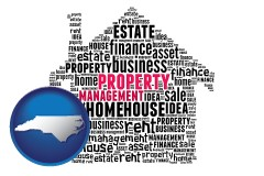 North Carolina - property management concepts