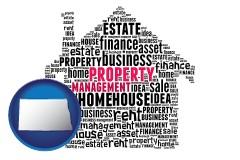 North Dakota - property management concepts