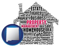 New Mexico - property management concepts