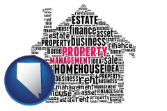 Nevada - property management concepts