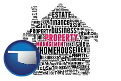 Oklahoma - property management concepts