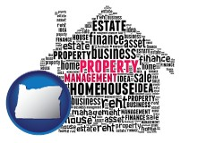 Oregon - property management concepts
