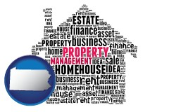 Pennsylvania - property management concepts