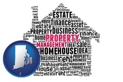 Rhode Island - property management concepts