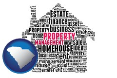 South Carolina - property management concepts