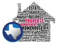 Texas - property management concepts