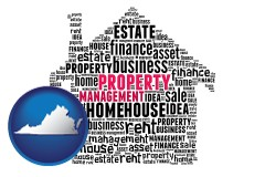 Virginia - property management concepts