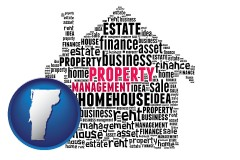 Vermont - property management concepts