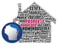 Wisconsin - property management concepts