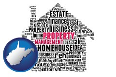 West Virginia property management concepts