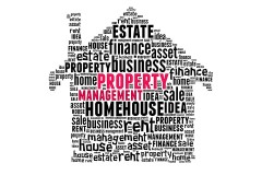 cluster of terms related to property management