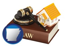 Arkansas - a real estate attorney