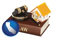 California - a real estate attorney
