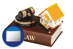 Colorado - a real estate attorney