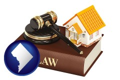 Washington, DC - a real estate attorney