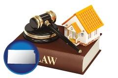 Kansas - a real estate attorney