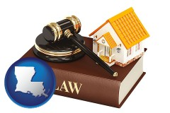 Louisiana - a real estate attorney