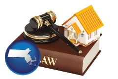 Massachusetts - a real estate attorney