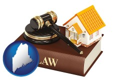 Maine - a real estate attorney