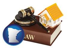 Minnesota - a real estate attorney