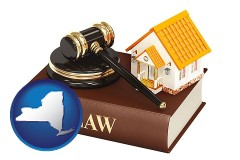 New York - a real estate attorney