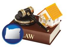 Oregon - a real estate attorney