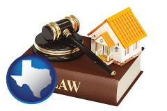 Texas - a real estate attorney