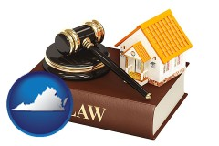 Virginia - a real estate attorney