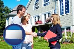 South Dakota - a real estate agent