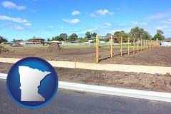 Minnesota - real estate subdivisions