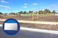 South Dakota - real estate subdivisions