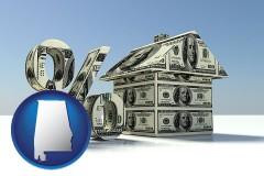 Alabama real estate loan rate
