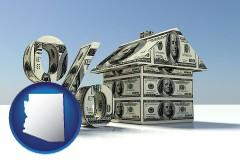 Arizona - a real estate loan rate