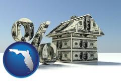 Florida real estate loan rate