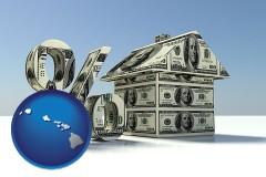 Hawaii real estate loan rate