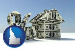 Idaho - a real estate loan rate