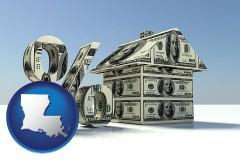 Louisiana real estate loan rate