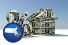 Massachusetts real estate loan rate