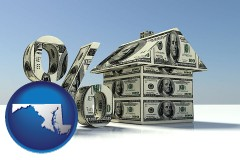 Maryland real estate loan rate