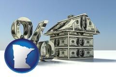 Minnesota real estate loan rate
