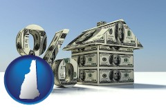 New Hampshire - a real estate loan rate