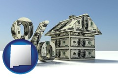 New Mexico - a real estate loan rate