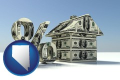 Nevada - a real estate loan rate