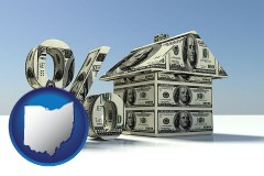 Ohio - a real estate loan rate