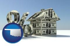 Oklahoma real estate loan rate