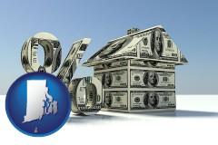 Rhode Island real estate loan rate