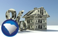 South Carolina - a real estate loan rate