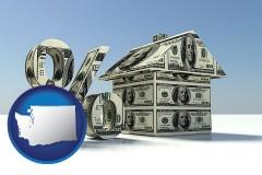 Washington - a real estate loan rate