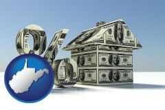 West Virginia - a real estate loan rate