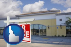 Idaho - commercial real estate for lease